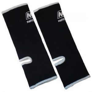 Nationman Ankle Guard / Ankle Support Black