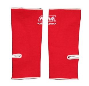 Nationman Ankle Guard / Ankle Support Red