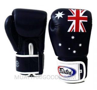 FAIRTEX MUAY THAI AUSTRALIA BOXING GLOVES - AUSSIE