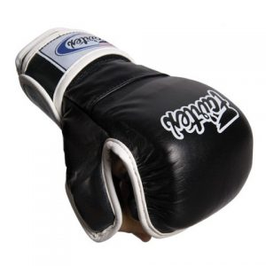 FAIRTEX MMA SPARRING GLOVES UFC FGV 15 Black
