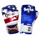 TWINS SPECIAL USA BOXING MUAY THAI GLOVES US