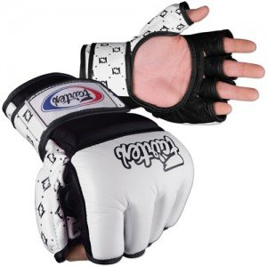 Fairtex MMA Grappling Gloves ПЕРЧАТКИ UFC FGV 17 Black