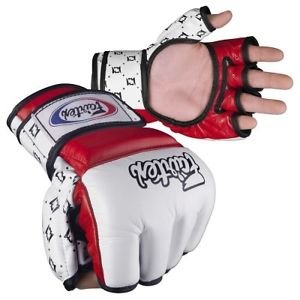 Fairtex MMA Grappling Gloves UFC FGV 17 Red
