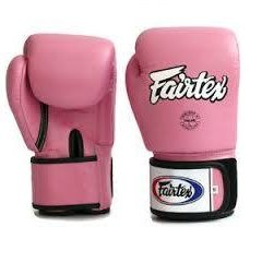 FAIRTEX BGV1 BOXING GLOVES PINK