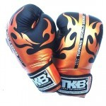 TOP KING WORLD SERIES BOXING GLOVES BUAKAW BRONZE