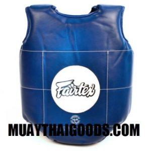 FAIRTEX PROTECTIVE VEST PV1 BODY TRAINER BLUE