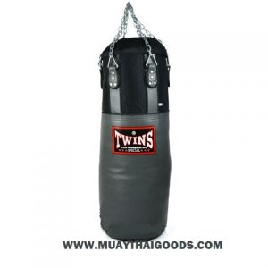 TWINS SPECIAL HEAVY BAG GYM TRAINING HBNL 3 GREY (Unfilled)