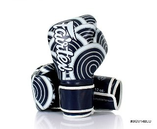 Fairtex BGV14 BLUE ARTIST COLLECTION