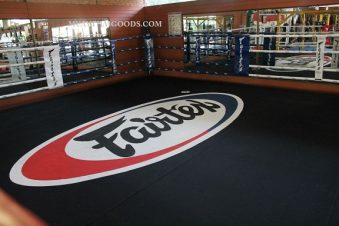 FLOOR CANVAS BOXING RING MADE BY FAIRTEX