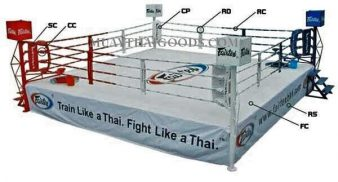 RING SKIRT 4 PIECES CODE RS   - FAIRTEX BOXING RING