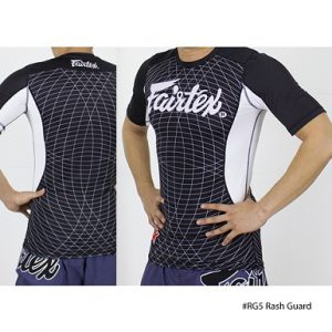 Fairtex  Sleeve Less NEW Rash Guard RG5 MMA