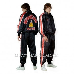 TRACK SUITS MADE BY TWINS SPECIAL TKS3 BLACK