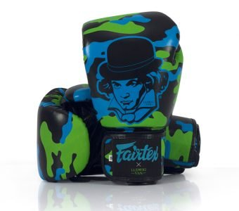 BGV17 FAIRTEX LIMITED EDITION Ludwig Van ONLY 200 PAIRS IN THAILAND AND 200 IN USA