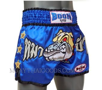 MAD DOG MUAY THAI SHORTS MT08 BOON