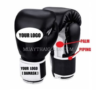 CUSTOMIZE YOUR OWN MUAY THAI BOXING GLOVES ( 12 PAIRS )