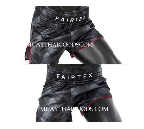 FAIRTEX BS1901 Stealth Muay Thai shorts
