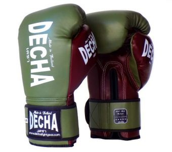FAIRTEX DECHA TWINS TOP KING VENUM MUAYTHAI BOXING GLOVES