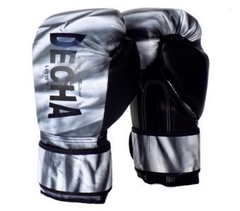 "DECHA LEATHER MUAY THAI BOXING GLOVES  TIGHT FIT DBGVL1 "" PRO PERFORMANCE 3.0 "" FUSION LIMITED EDITION"