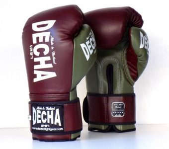FAIRTEX BGV1 TWINS DECHA BOXING GLOVES