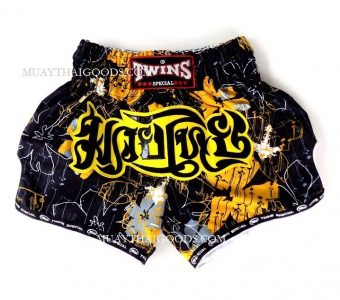NEW !! MUAY THAI SHORTS TWINS SPECIAL TBS500