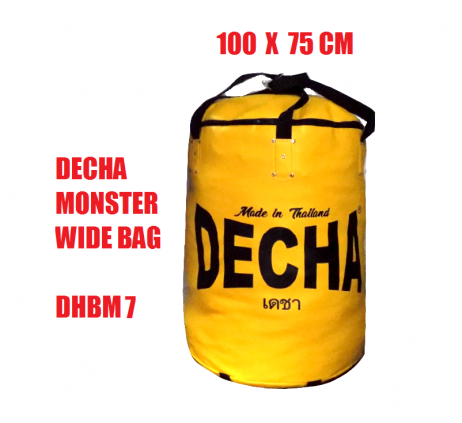 DECHA TITLE WIDE PUNCHING MONSTER HEAVY BAGS GYM