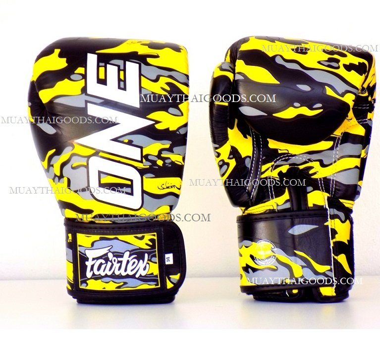 FAIRTEX ONE BOXING GLOVES