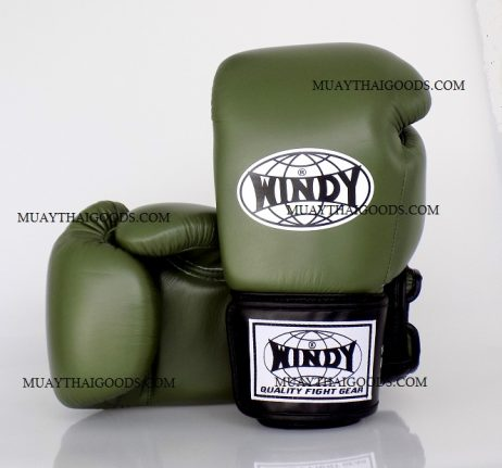 windy boxing gloves army